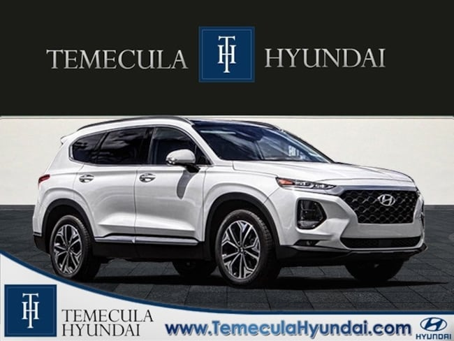 New 2019 Hyundai Santa Fe Limited 2.0T SUV in Temecula, CA near Hemet