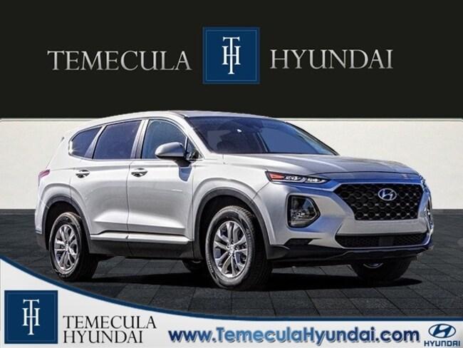 New 2019 Hyundai Santa Fe SE 2.4 SUV in Temecula, CA near Hemet