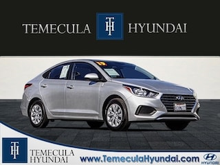 2019 Hyundai Accent SE Certified Sedan in Temecula, CA