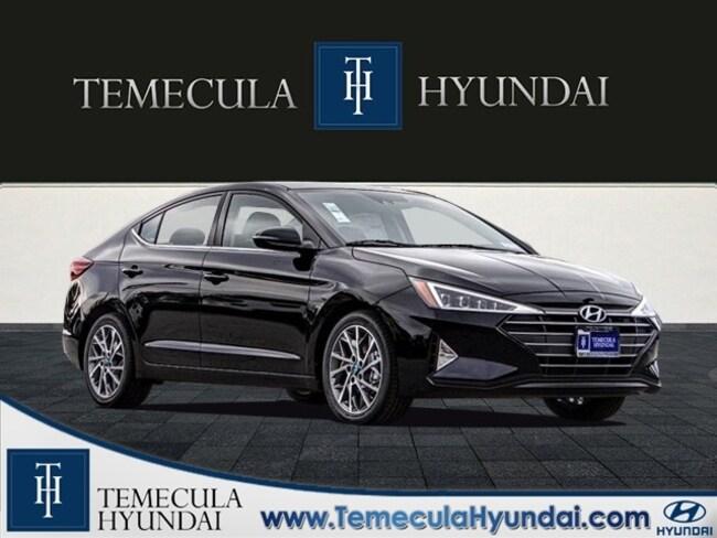New 2019 Hyundai Elantra Limited Sedan in Temecula, CA near Hemet
