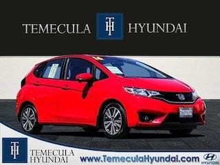 2016 Honda Fit EX Hatchback in Temecula, CA