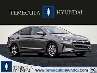 2020 Hyundai Elantra SEL Sedan in Temecula, CA