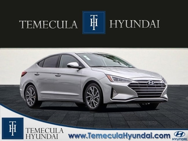 New 2019 Hyundai Elantra Limited Sedan in Temecula, CA near Hemet