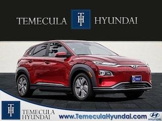 New 2019 Hyundai Kona EV Limited SUV in Temecula near Hemet
