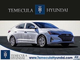 New 2019 Hyundai Elantra SE w/SULEV Sedan in Temecula near Hemet