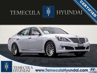 Used 2016 Hyundai Equus Signature Certified Sedan in Temecula, CA