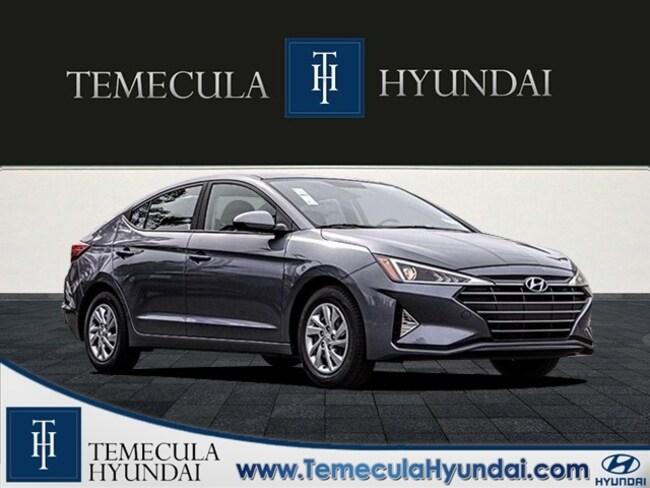 New 2019 Hyundai Elantra SE Sedan in Temecula, CA near Hemet