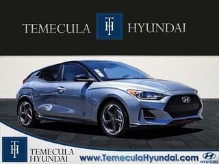 New 2019 Hyundai Veloster Turbo Ultimate Hatchback in Temecula near Hemet