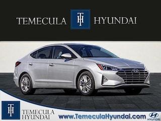 New 2019 Hyundai Elantra SEL Sedan in Temecula near Hemet