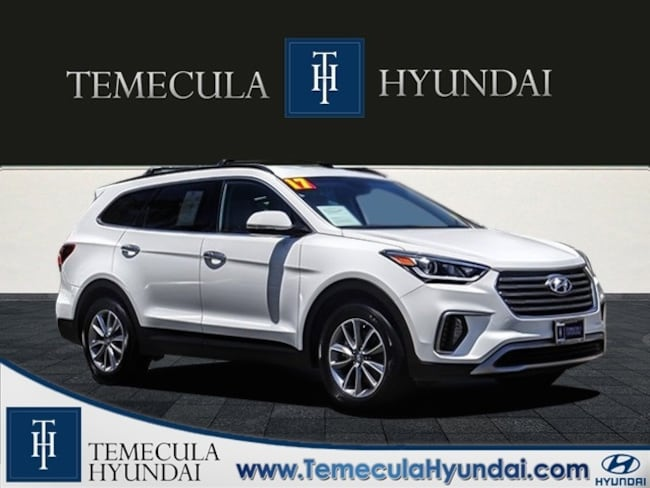 Used 2017 Hyundai Santa Fe SE Premium Package SUV in Temecula, CA near Hemet