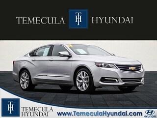 2018 Chevrolet Impala Premier 2LZ Sedan in Temecula, CA