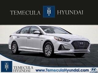 New 2019 Hyundai Sonata Hybrid SE Sedan in Temecula near Hemet