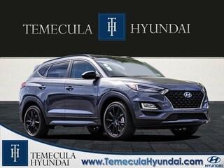 New 2019 Hyundai Tucson Night SUV in Temecula near Hemet