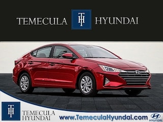 New 2020 Hyundai Elantra SE Sedan in Temecula near Hemet