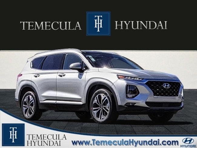New 2019 Hyundai Santa Fe Limited 2.0T SUV in Temecula, CA near Hemet