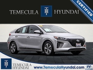 Used 2018 Hyundai Ioniq Plug-In Hybrid Base Certified Hatchback in Temecula, CA
