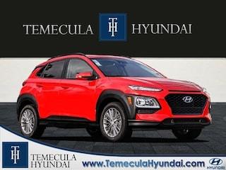 New 2019 Hyundai Kona SEL SUV in Temecula, CA