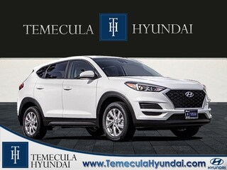 New 2019 Hyundai Tucson SE SUV in Temecula near Hemet