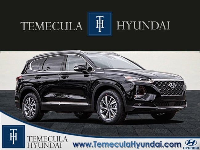 New 2019 Hyundai Santa Fe Limited 2.4 SUV in Temecula, CA near Hemet