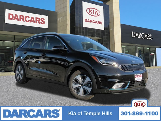 New 2019 Kia Niro Plug-In Hybrid EX Premium SUV in Temple Hills, MD