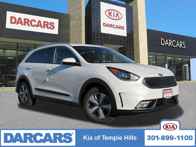 New 2019 Kia Niro Plug-In Hybrid LX SUV in Temple Hills, MD