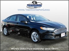 New 2018 Ford Fusion SE Sedan 181931 for sale in St Cloud, MN