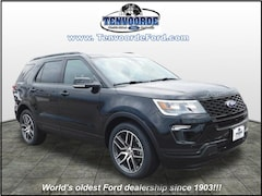 New 2018 Ford Explorer Sport SUV 181562 for sale in St Cloud, MN