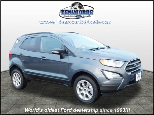 New 2018 Ford EcoSport SE SUV For Sale/Lease Saint Cloud, MN