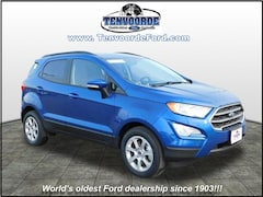 New 2018 Ford EcoSport SE SUV 181511 for sale in St Cloud, MN