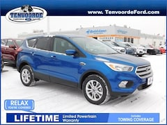 New 2019 Ford Escape SE SUV 190482 for sale in St Cloud, MN