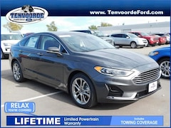 New 2019 Ford Fusion SEL Sedan 190070 for sale in St Cloud, MN