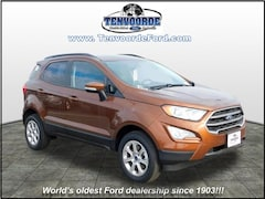 New 2018 Ford EcoSport SE SUV 181552 for sale in St Cloud, MN