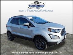 New 2018 Ford Ecosport SES SUV 180256 for sale in St Cloud, MN