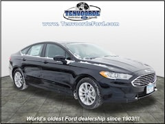 New 2019 Ford Fusion SE Sedan 190020 for sale in St Cloud, MN