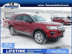 New 2019 Ford Explorer XLT SUV 190069 for sale in St Cloud, MN