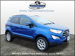 New 2018 Ford EcoSport SE SUV 181964 for sale in St Cloud, MN