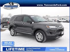 New 2019 Ford Explorer XLT SUV 190038 for sale in St Cloud, MN