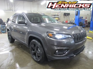 New 2019 Jeep Cherokee ALTITUDE 4X4 Sport Utility in Archbold, OH