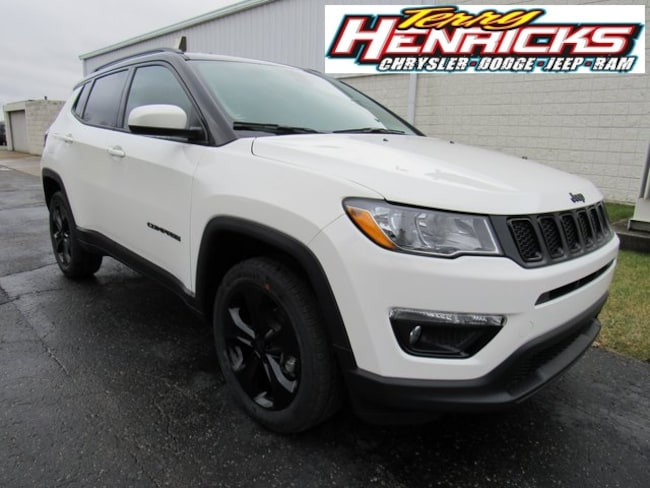 New 2019 Jeep Compass ALTITUDE 4X4 Sport Utility for sale in Archbold OH.