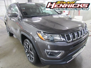 New 2018 Jeep Compass LIMITED 4X4 Sport Utility in Archbold, OH