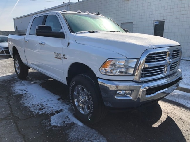 New 2018 Ram 2500 BIG HORN CREW CAB 4X4 6'4 BOX Crew Cab for sale in Archbold OH.