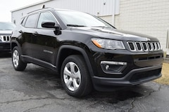 New 2019 Jeep Compass LATITUDE 4X4 Sport Utility in Archbold, OH