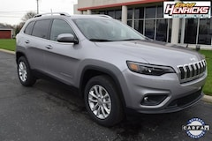 New 2019 Jeep Cherokee LATITUDE 4X4 Sport Utility in Archbold, OH