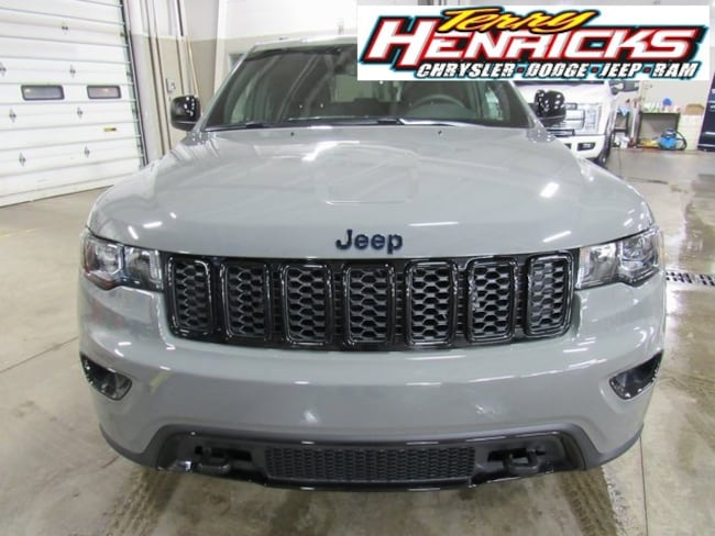 New 2019 Jeep Grand Cherokee UPLAND 4X4 Sport Utility for sale in Archbold OH.