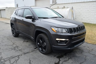 New 2019 Jeep Compass ALTITUDE 4X4 Sport Utility in Archbold, OH