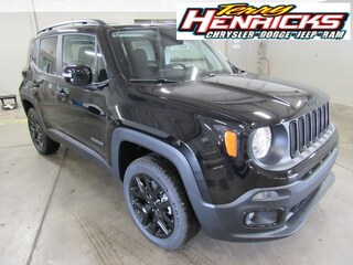 New 2018 Jeep Renegade ALTITUDE 4X4 Sport Utility in Archbold, OH