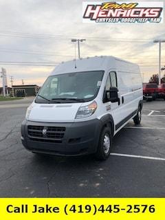 New 2018 Ram ProMaster 2500 CARGO VAN HIGH ROOF 159 WB Cargo Van in Archbold, OH