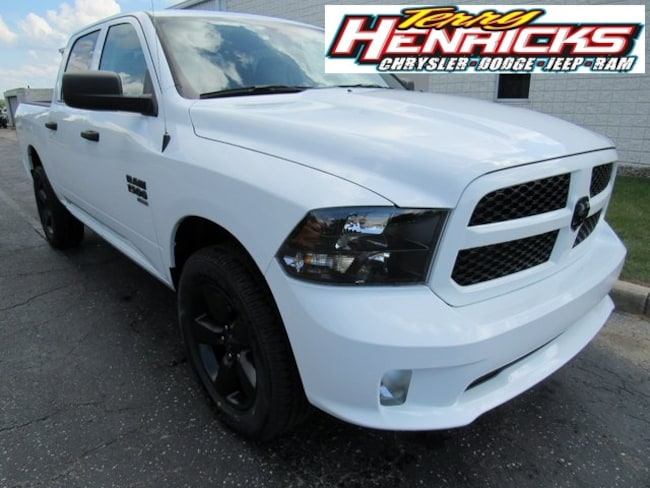New 2019 Ram 1500 CLASSIC EXPRESS CREW CAB 4X4 5'7 BOX Crew Cab for sale in Archbold OH.