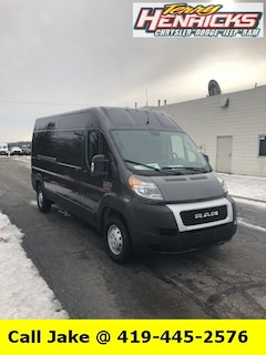 New 2019 Ram ProMaster 2500 CARGO VAN HIGH ROOF 159 WB Cargo Van in Archbold, OH