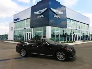 2019 Genesis G80 3.8 AWD Sedan